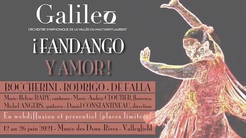 ¡Fandango y Amor! | Webdiffusion