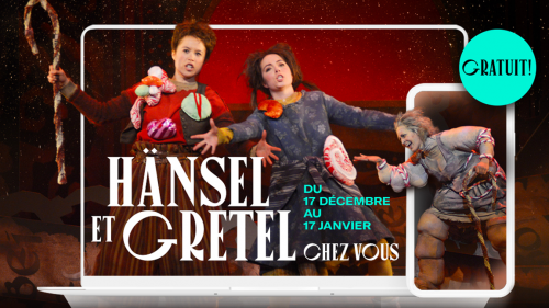 Hänsel & Gretel at home