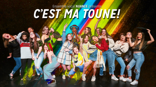 Spectacle de l'Ensemble vocal - Nuance