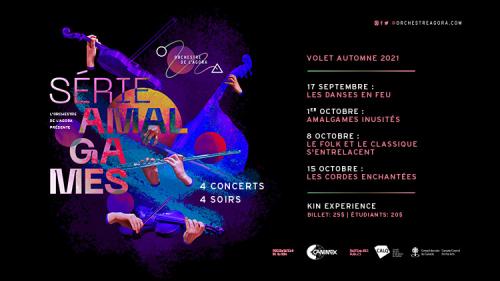 Orchestre de l'Agora - 4 soirs de spectacles