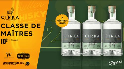 Gin - Classe de maîtres 2020