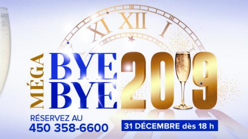Méga Bye Bye 2019