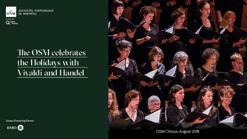 The OSM Celebrates the Holidays with Vivaldi and Handel, Under the Direction of Bernard Labadieayant