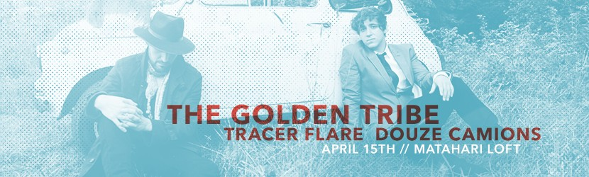 The Golden Tribe (Lancement d'album)