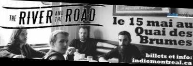 The River & The Road - 15 mai