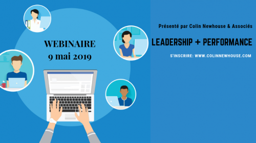 Webinaire: Leadership & Performance