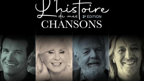 L'Histoire de mes chansons - 2e édition