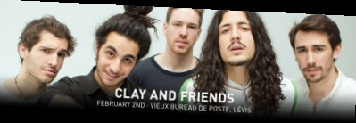 Clay and Friends