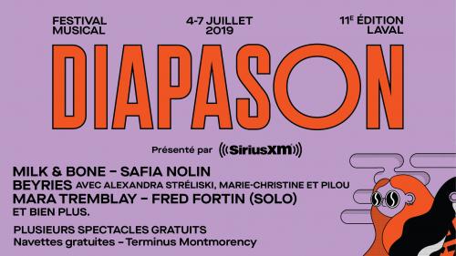Julie Doiron - Croisière Sirius XM (Festival Diapason)