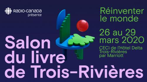 32e Salon du livre de Trois-Rivieres