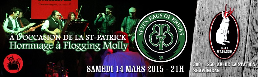Hommage à Flogging Molly