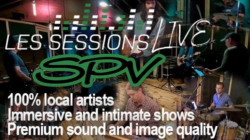 Les sessions live SPV