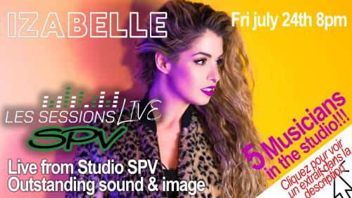 Izabelle - SPV Live Sessions