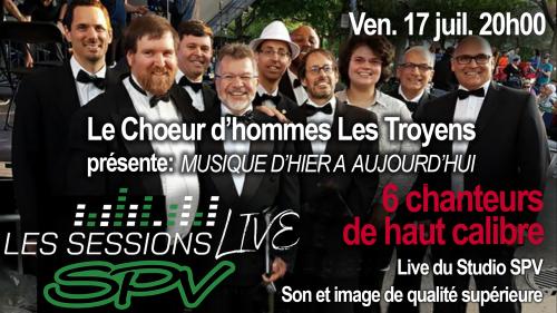 Les Troyens - Les Sessions Live SPV