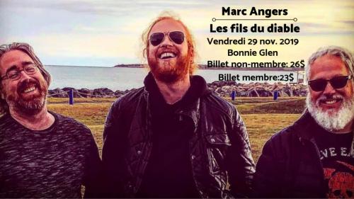 Marc Angers & les fils du Diable
