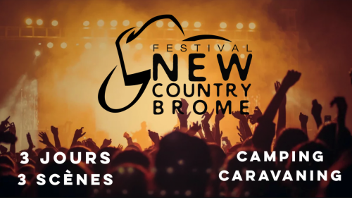 Festival New Country Brome