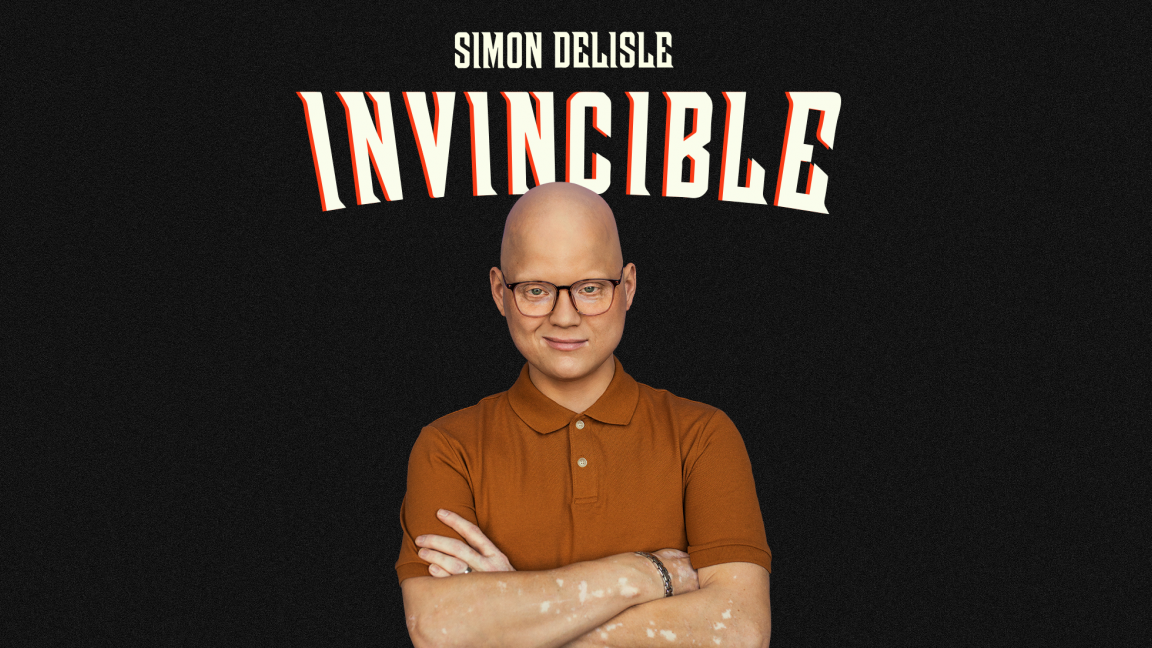 SIMON DELISLE - INVINCIBLE