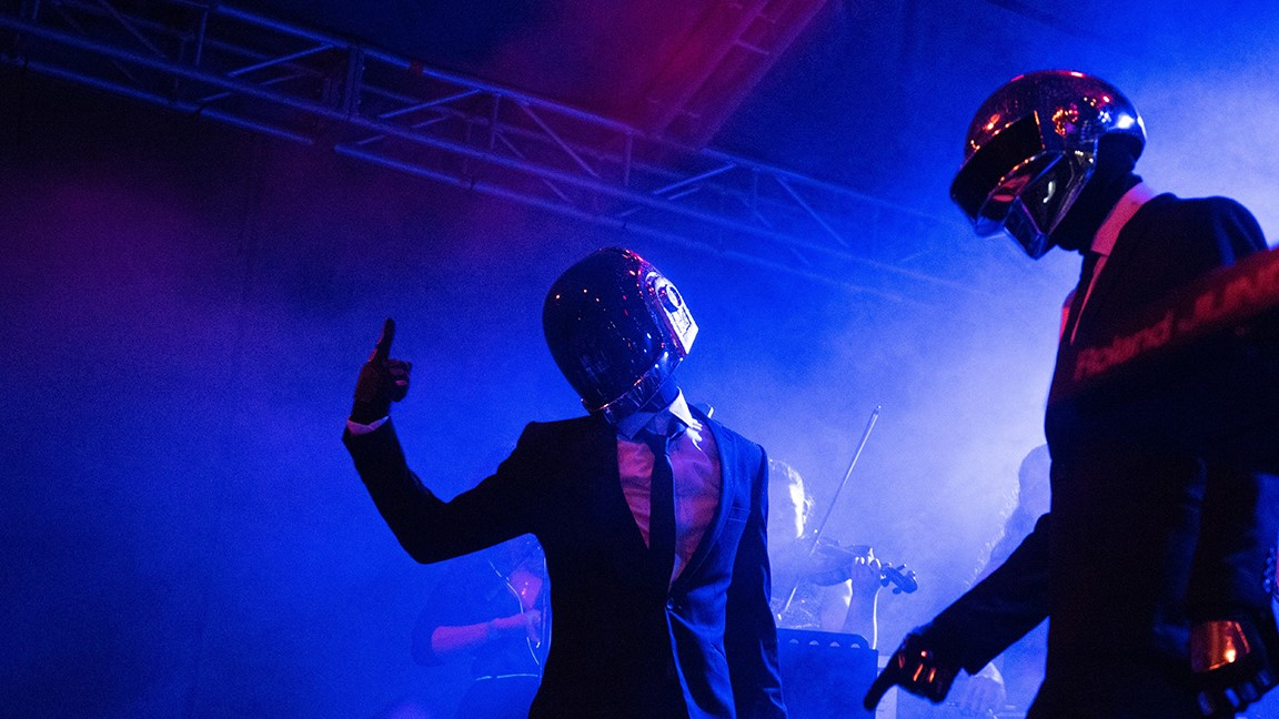 An Orchestral Rendition of Daft Punk