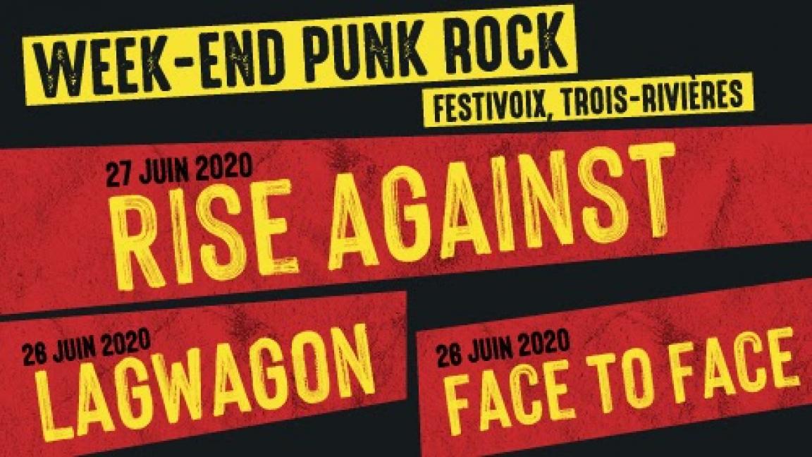 Festivoix de Trois-Rivières - 25 juin au 5 juillet 2020