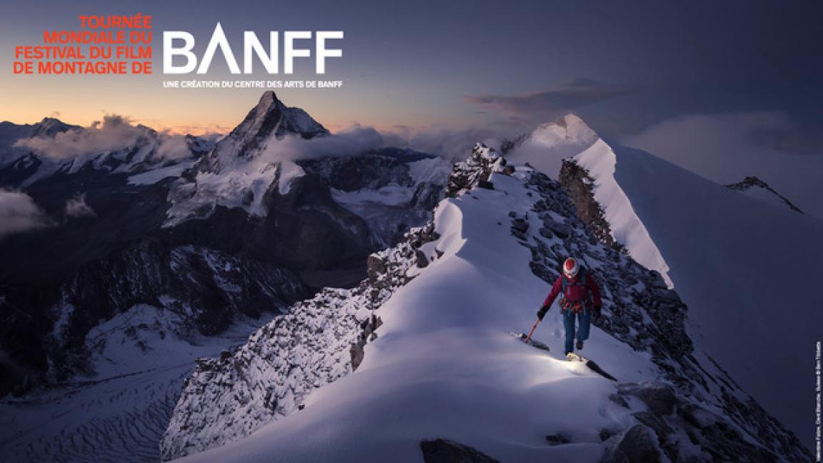 Festival du film de montagne de Banff 2020