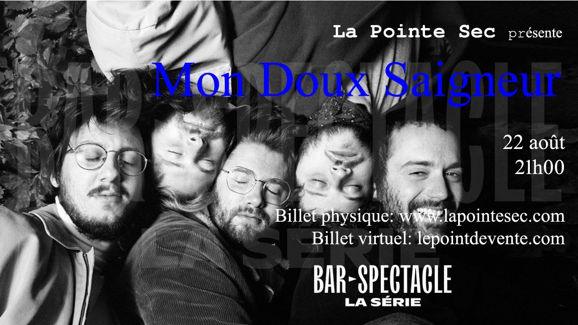 MON DOUX SAIGNEUR | LIVE DEVANT DU MONDE