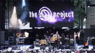 "D PROJECT-LIVE ""Hide from the sun"" FEQ-2014"