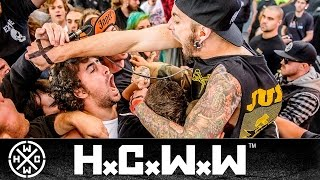 GET THE SHOT - ROTTING IDOLS - HARDCORE WORLDWIDE (OFFICIAL HD VERSION HCWW)