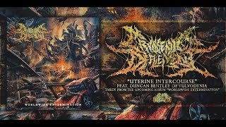 CRYOGENIC DEFILEMENT - UTERINE INTERCOURSE (FEAT. DUNCAN BENTLEY) [SINGLE] (2017) SW EXCLUSIVE