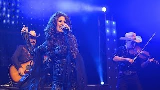 Shania Twain Forever tribute Veronique Labbe