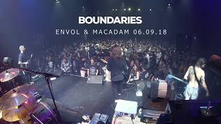BOUNDARIES - Worth The Ride - Live at Envol et Macadam 2018