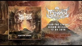 IGNOMINY-FEAR THE LIVING EP PROMOTION