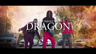 Tizzo x Shreez x Soft - DRAGON (music video by Kevin Shayne)