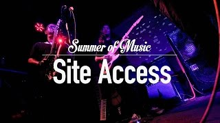 Site Access (Soul on the Beat) Hong Kong live music - Aug 2015