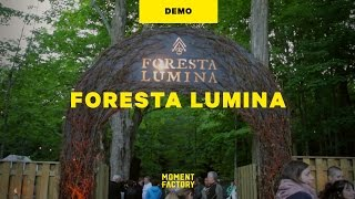Foresta Lumina: From Park to Illuminated Forest [DEMO]