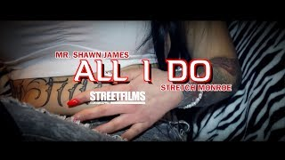 Mr. Shawn James (Feat) Stretch Monroe   ALL I DO  (Video Officiel)