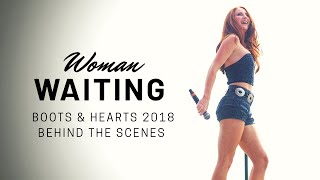 Kelsi Mayne - Woman Waiting (Boots and Hearts 2018 Behind the Scenes)