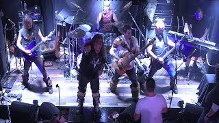 Ice Vinland - Age of Steel (Official Live Video)