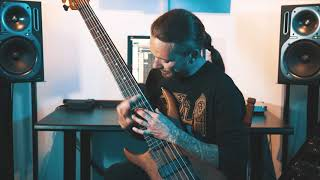 AUGURY - Message Sonore [Bass Playthrough 2018]