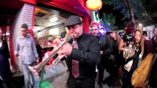Urban Science Brass Band: La 1ère Fanfare Hip-Hop de Montréal / Montreal's 1st Hip-Hop Parade