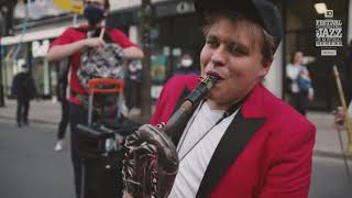 Jazz dans la rue | Jazz in the street